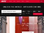 Avis Rent-a-Car UK promo codes
