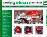 Classic Football Shirts promo codes