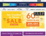 Sheridan Factory Outlet promo codes