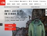 The North Face DE promo codes