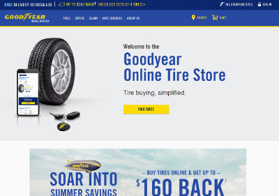 Goodyear Tire promo codes