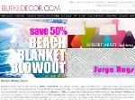 Burke Decor promo codes