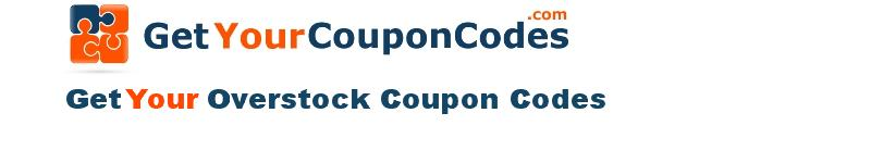 Overstock coupon codes online