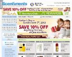 Scentiments coupons 10% OFF