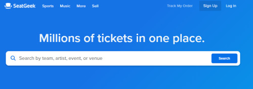 SeatGeek coupons Save On New York Knicks Tickets