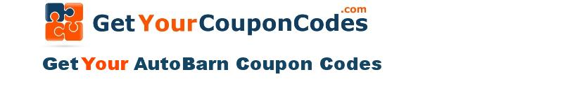 AutoBarn coupon codes online