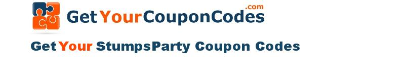 StumpsParty coupon codes online