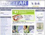 Testclear coupons 10% OFF
