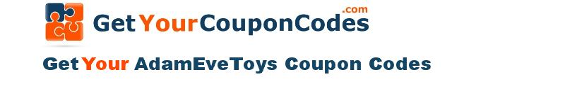 AdamEveToys coupon codes online