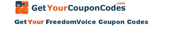 FreedomVoice coupon codes online