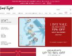 Lord & Taylor coupons 25% OFF