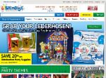 Shindigz coupons $8 OFF